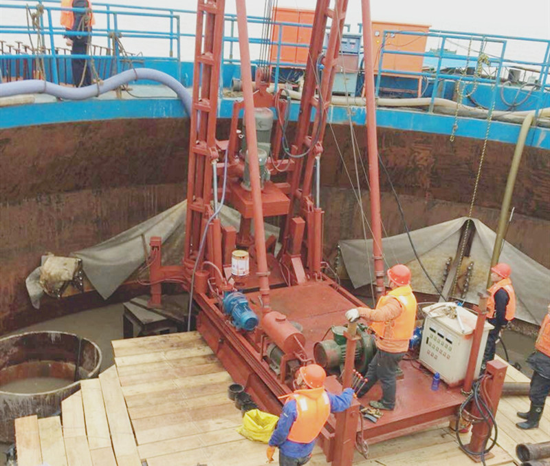 江苏海上风力发电打桩机